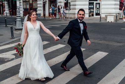 Bröllopsfotografens högsäsong