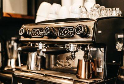 Kaffe på kontoret